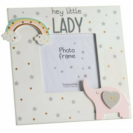 Hey Little Lady Picture Frame