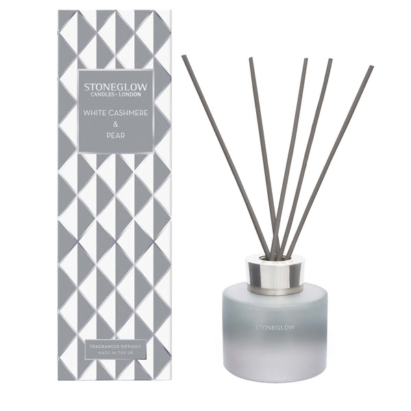 White Cashmere & Pear Reed Diffuser