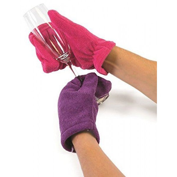 Microfibre Cleaning Mitts