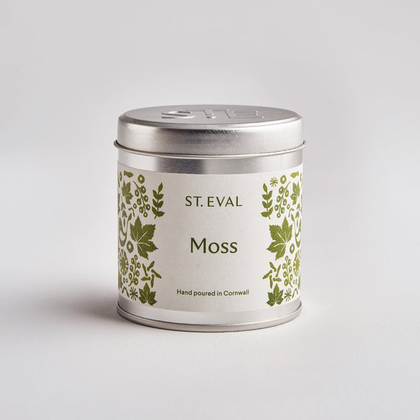 Moss Folk Scented Tin Candle