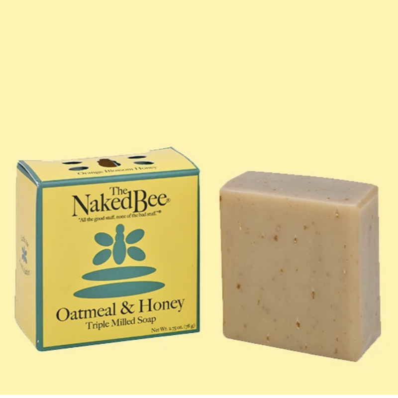 Oat & Honey, Triple Milled Soap Bar 2.75oz