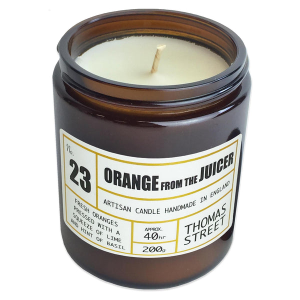 Orange from the Juicer Candle -200g