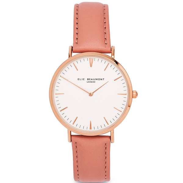 Oxford Large Watch - Pink