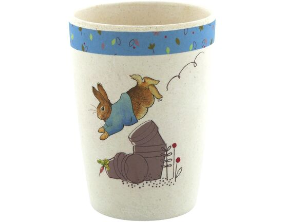 Beatrix Potter Peter Rabbit Bamboo Beaker
