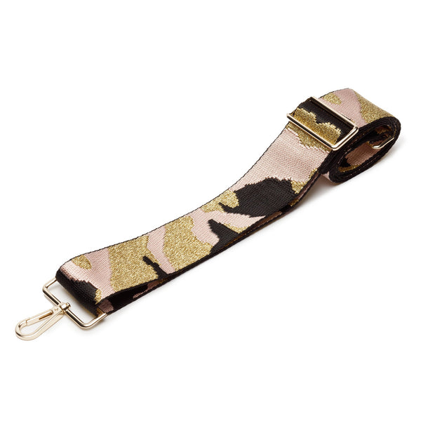 Pink Camo Cross Body Extra Strap