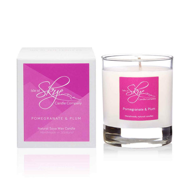 Pomegranate & Plum Tumbler Candle- 430g