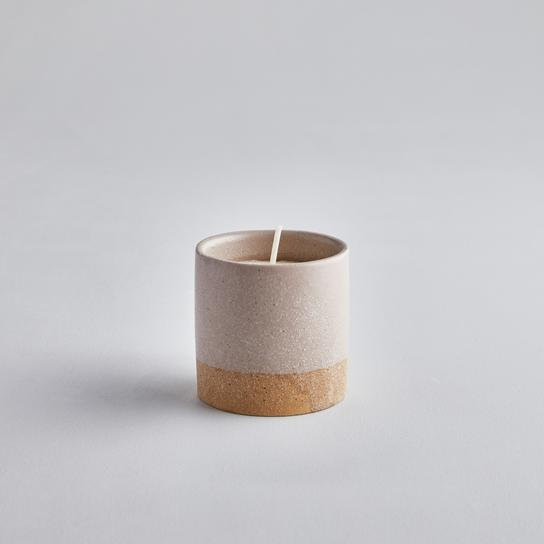 Bay and Rosemary candle