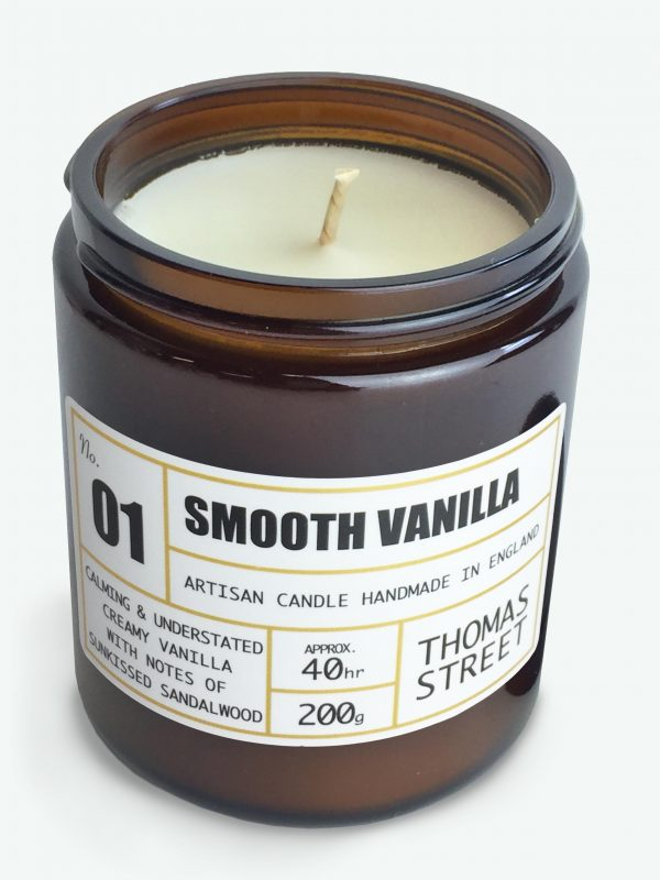 Smooth Vanilla Artisan Candle
