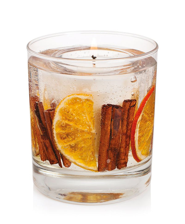 Cinnamon & Orange Gel Tumbler