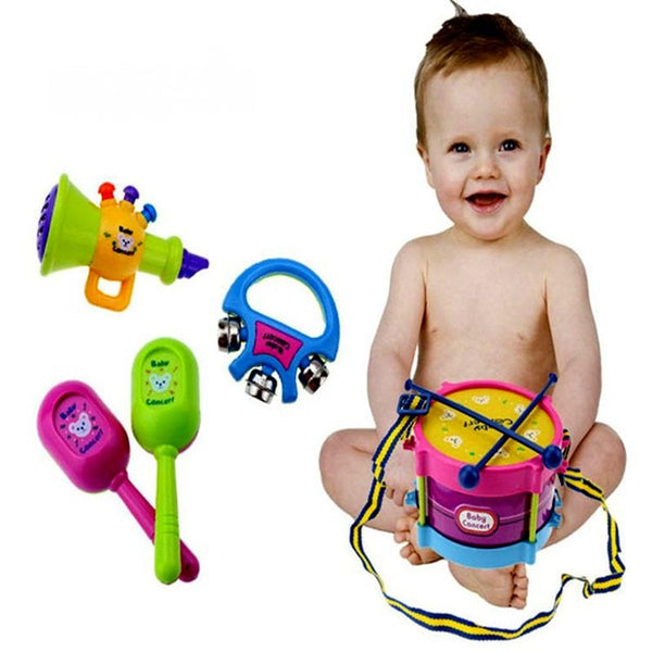 5 Pieces Musical Toy Set