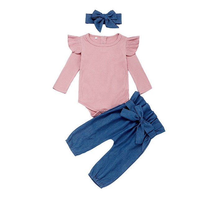 Kids Romper Clothing
