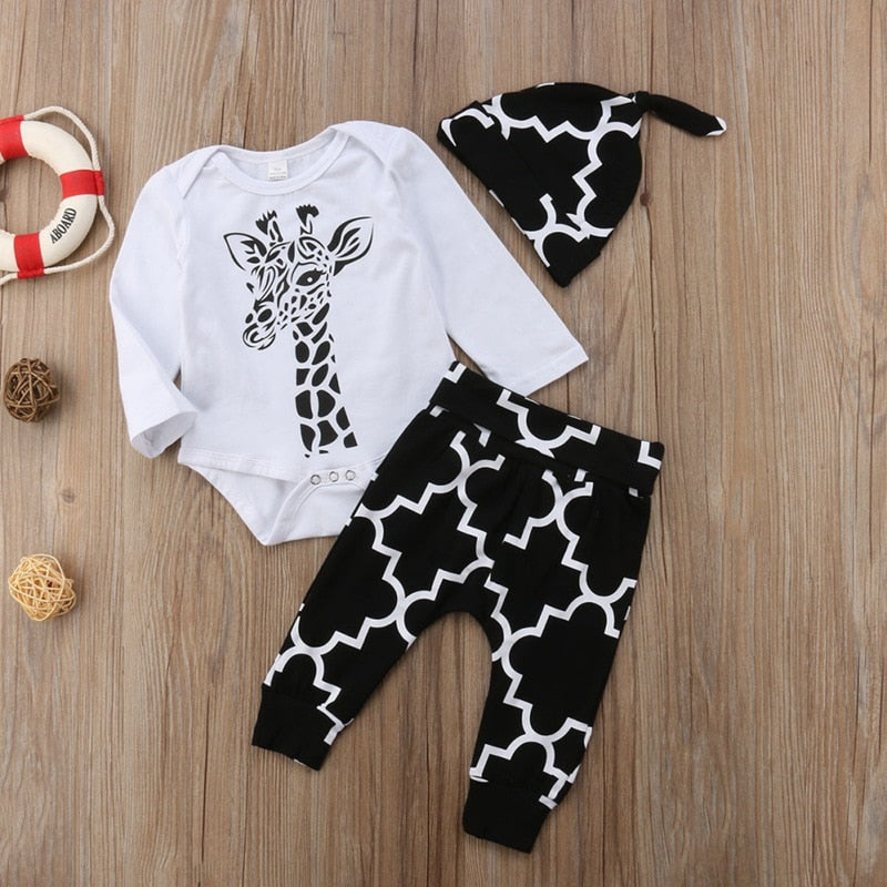 Newborn Casual Clothes