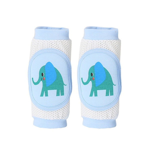 Cartoon Animal Mesh Knee Pads