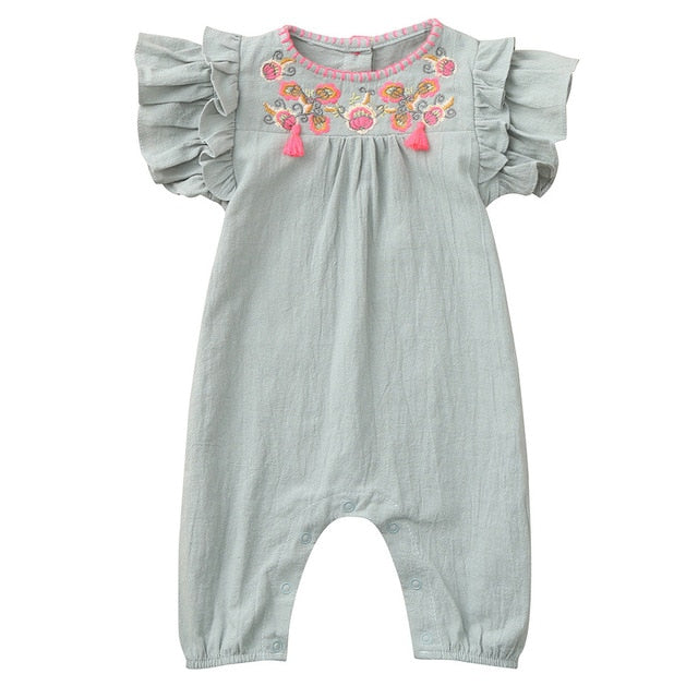 Baby Girl Jumpersuit