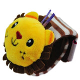 0-3 Years Soft Animal Rattles