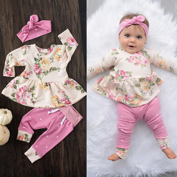 Korean Style Baby Girl Clothes