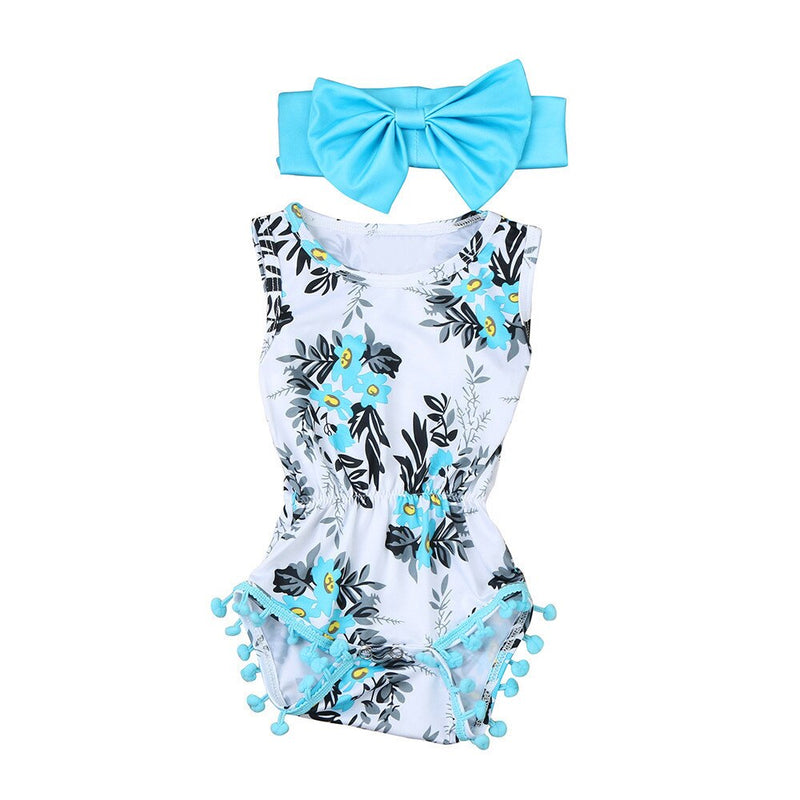Baby Girl Lovely Jumpsuit