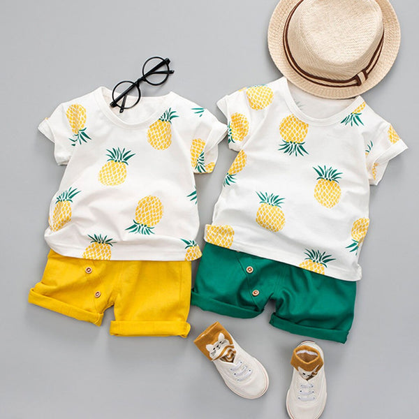 Toddler Baby Boy Casual Outfit