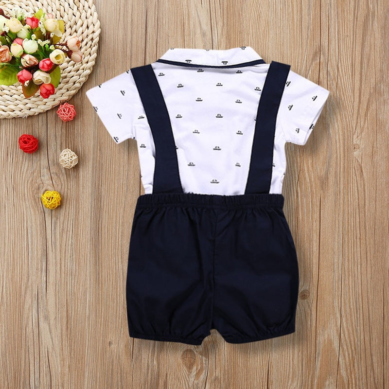 Boys Fashionable Clothes Set
