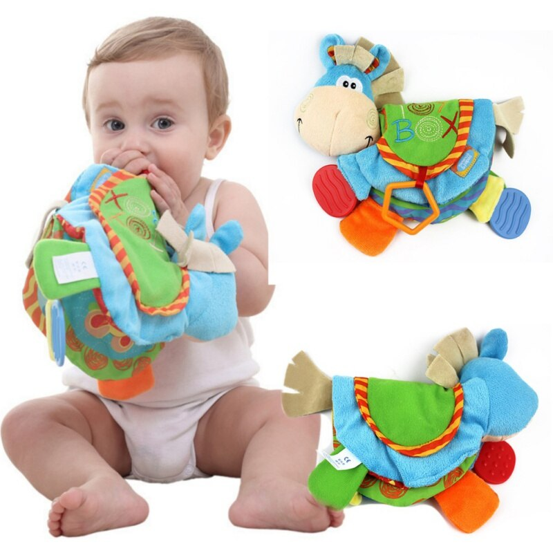Newborn Baby Rattles Teether
