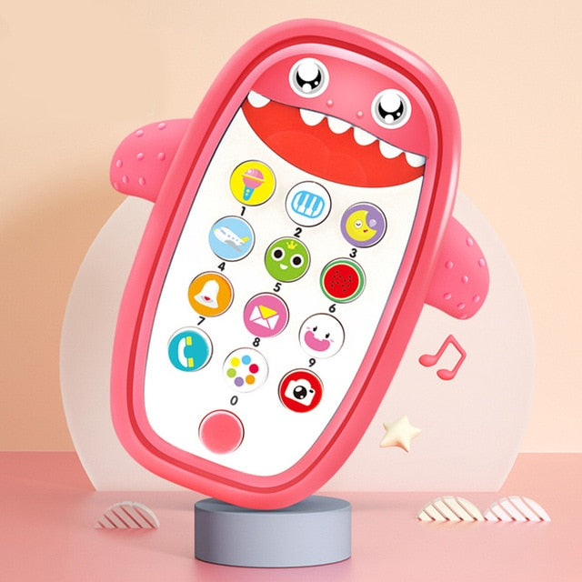 Baby Shark Music Mobile Phone