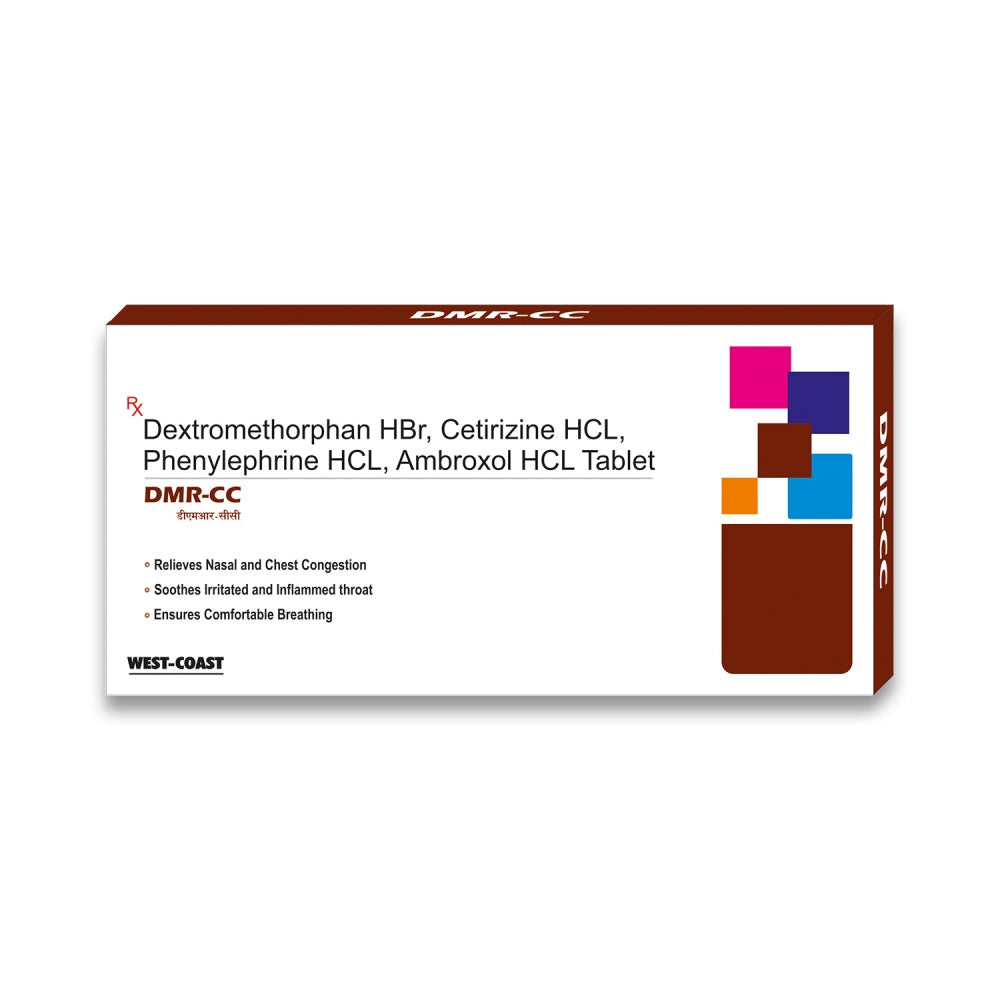 West Coast DMR-CC - 100 Tablets
