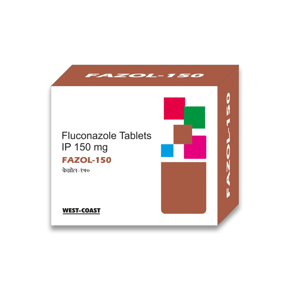 West Coast Fazol 150mg - 10 Tablets
