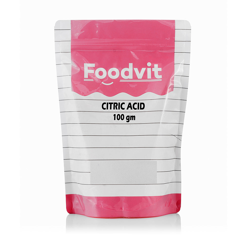 Foodvit Citric Acid 100g
