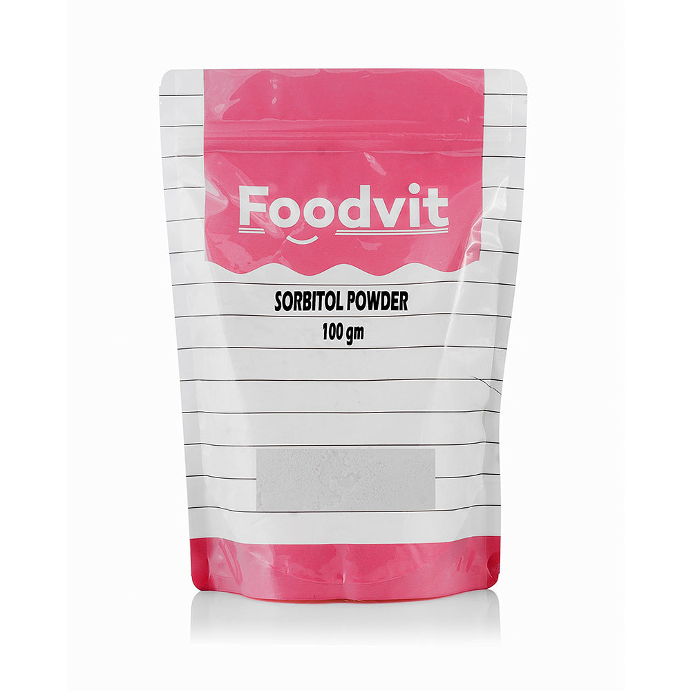 Foodvit Sorbitol Powder 100g