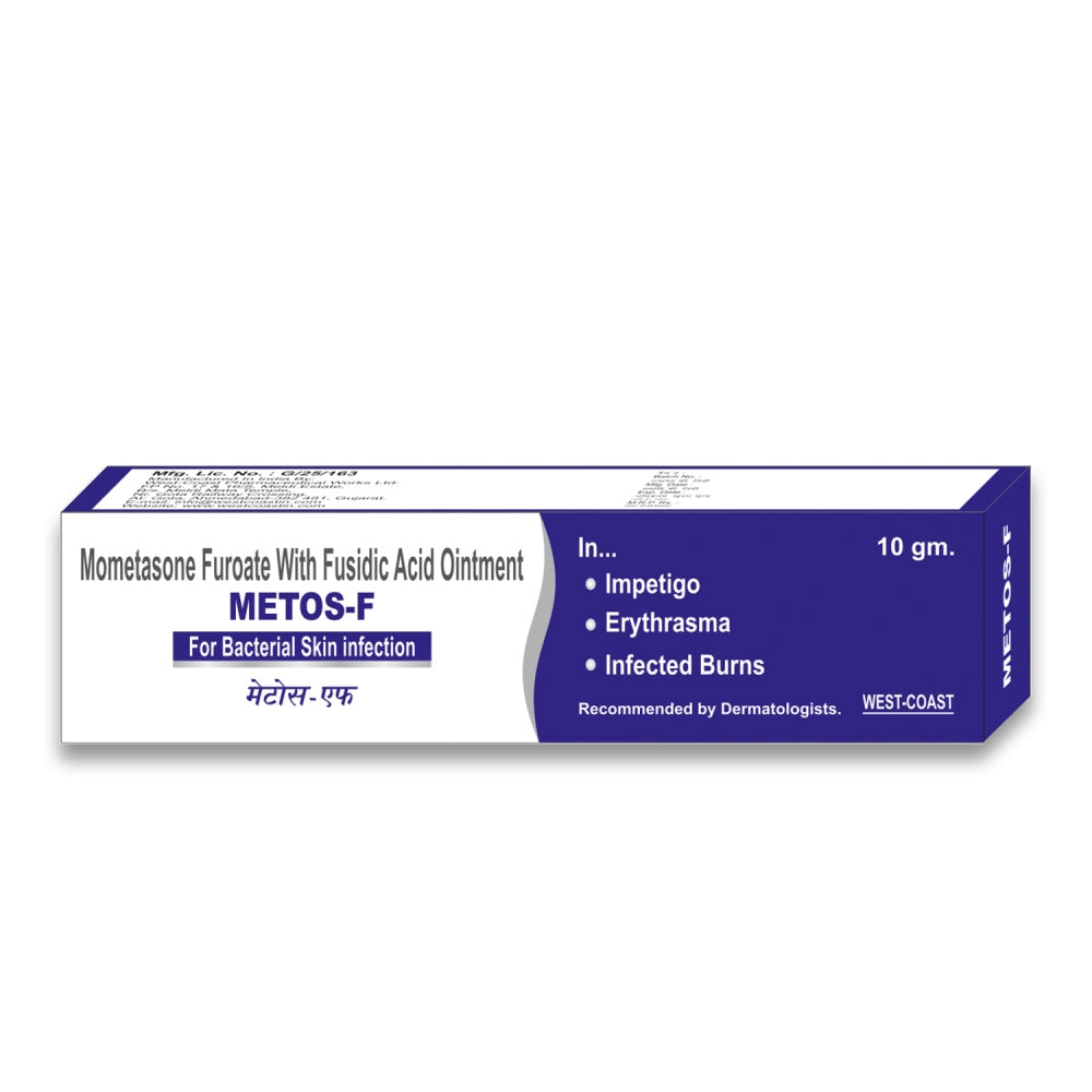 West Coast Metos - F Ointment Cream - 10gm