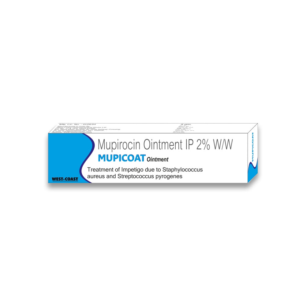 West Coast Mupicoat Ointment Cream - 5gm