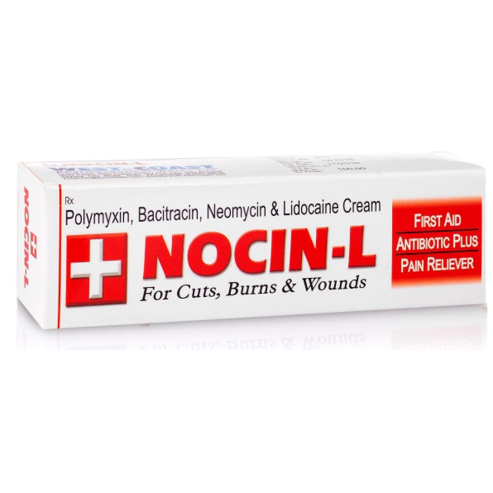 West Coast Nocin-L Cream - 15gm