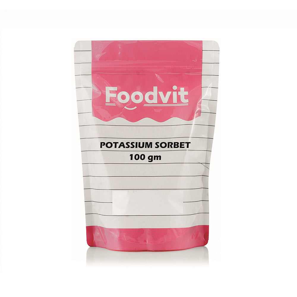 Foodvit Potassium Sorbet Powder 100g
