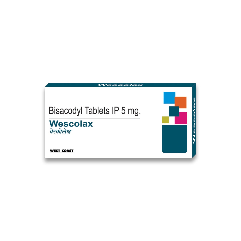 West Coast Wescolax  - 100 Tablets