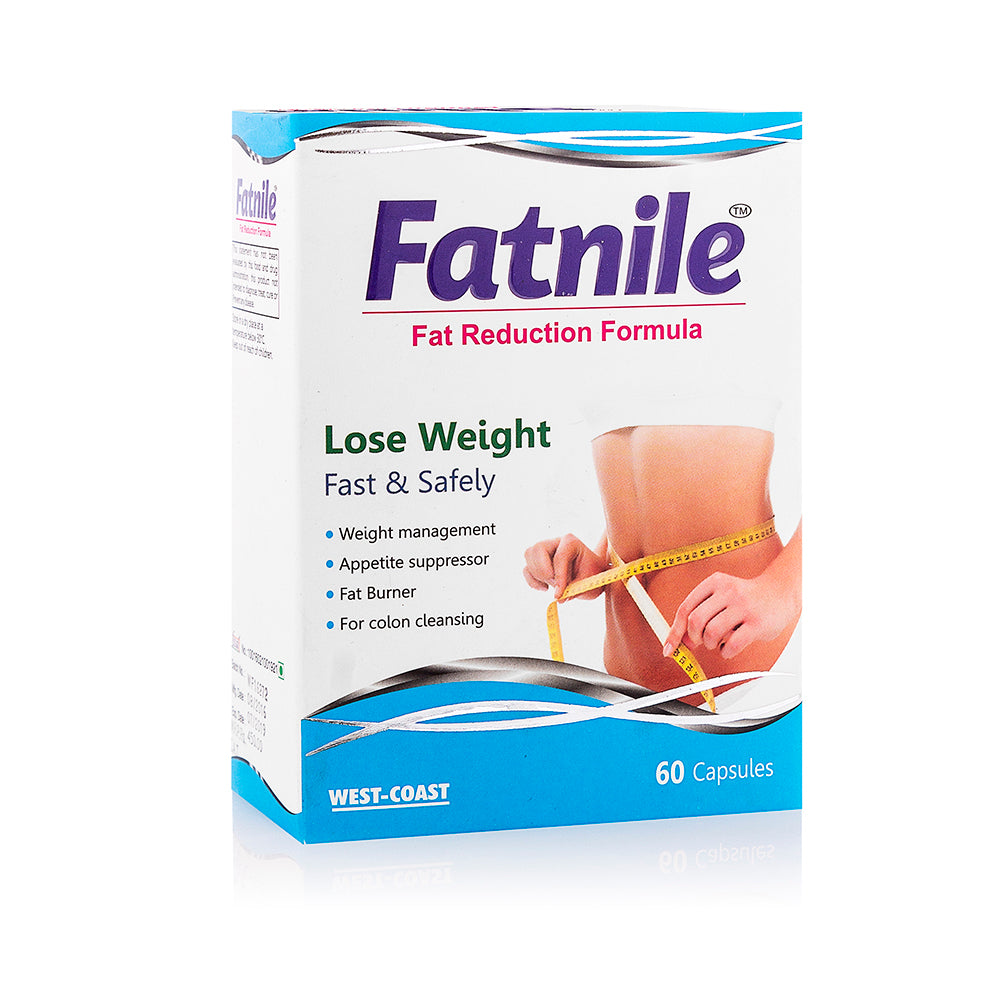 West Coast Fatnile Fat Reduction Formula | 60 Capsules