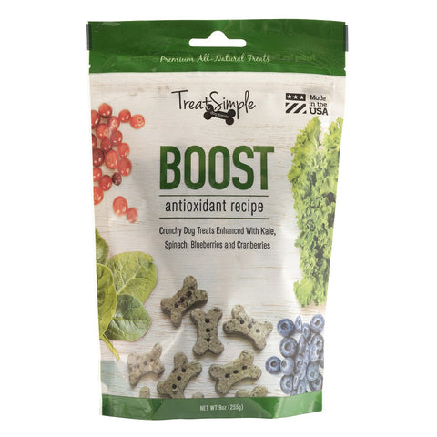 Boost: Antioxidant Recipe (9 oz)