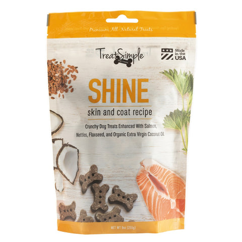 Shine: Skin and Coat Recipe (9 oz)