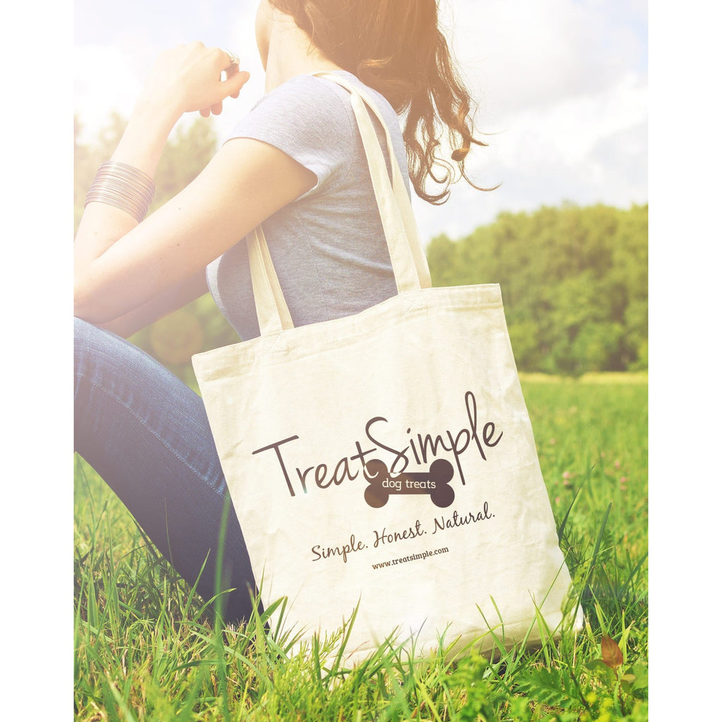 TreatSimple Travel Tote for Dog Treats - Dog Treat Tote