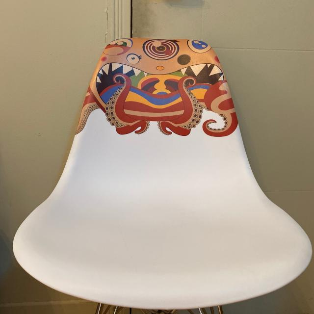 Murakami Eames Chair 2017