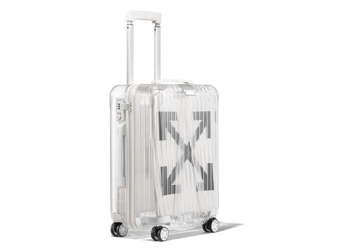 See Through Luggage