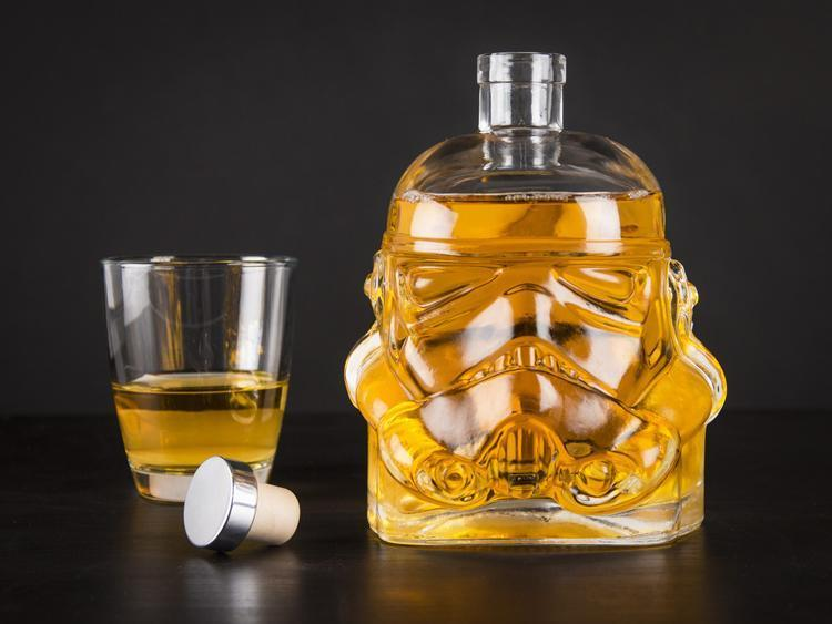 Storm Trooper Decanter