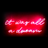 Dream Neon Light