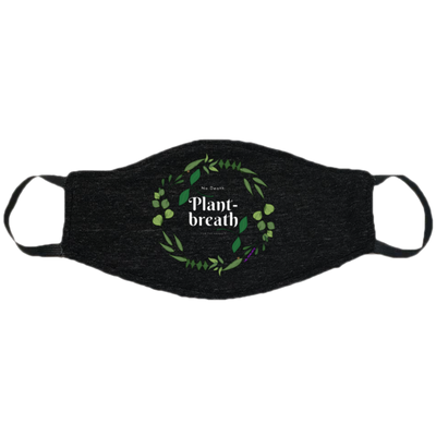 Plant-breath Mask 100% Cotton - The Vegilante