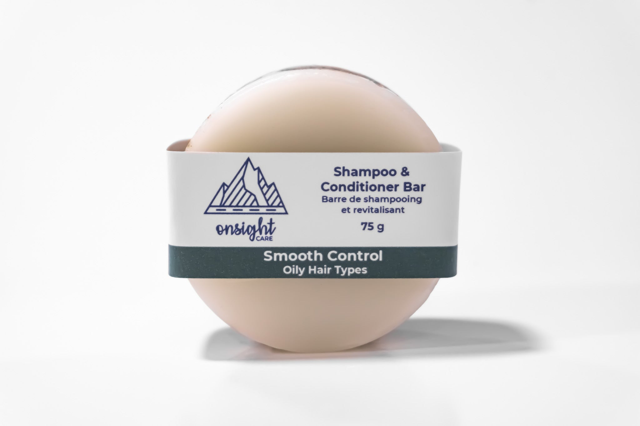 Smooth Control Shampoo & Conditioner Bar
