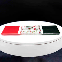 Load image into Gallery viewer, Holiday Plate - Festive holiday tray