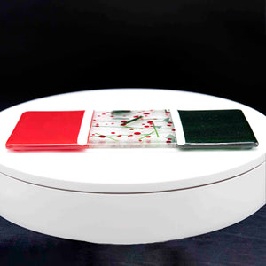 Holiday Plate - Festive holiday tray