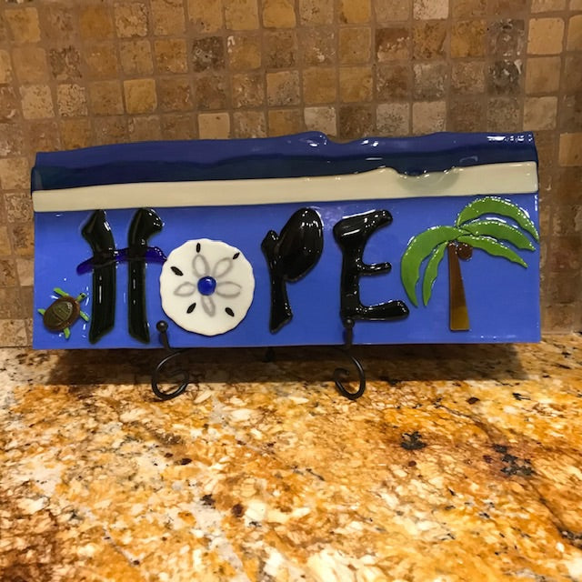Decorative - HOPE sign