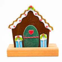 Load image into Gallery viewer, Holiday - Gingerbread house