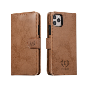 Quality Leather Wallet Cases for iPhone 11