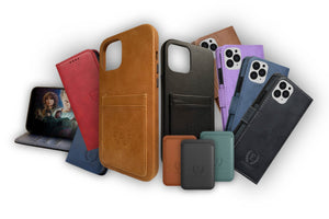 Enphold iPhone Wallet Case Collection